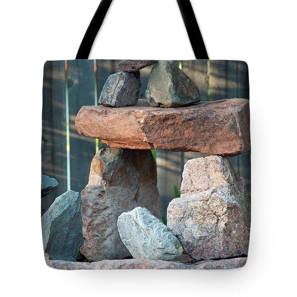 Tote Bag featuring the photograph Zen Do by Minnie Lippiatt
