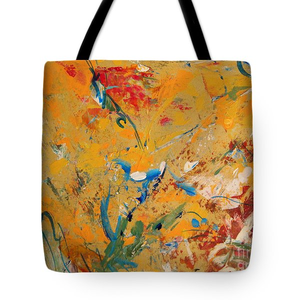 Zen  Tote Bag by Nancy Kane Chapman