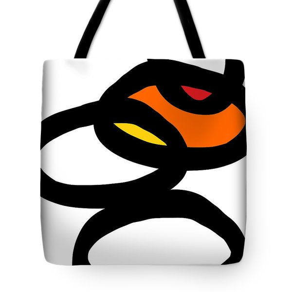 Zen Sunrise Tote Bag by Linda Woods