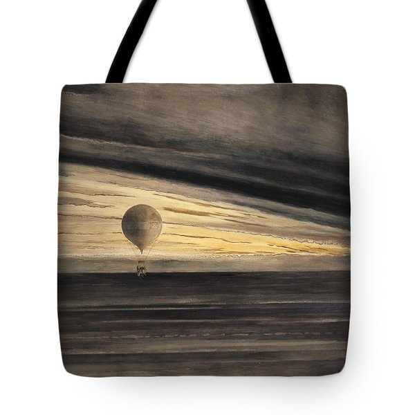Zenith At Sunrise Tote Bag by Digital Reproductions