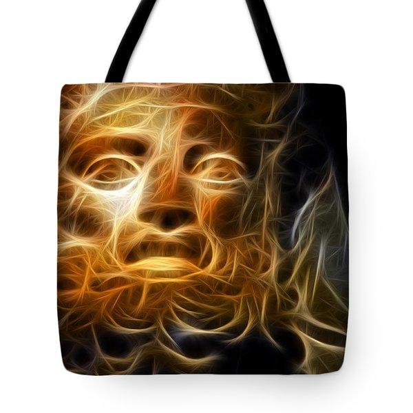 Zeus Tote Bag by Taylan Apukovska