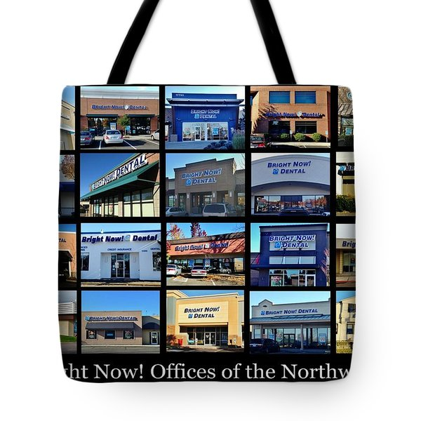 Tote Bag featuring the photograph Zimmer Dental Partners With Bright Nows by Benjamin Yeager