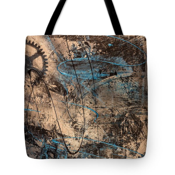 Zion 1178 Tote Bag by Bruce Stanfield
