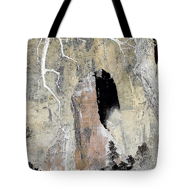 Zion Tea Tote Bag