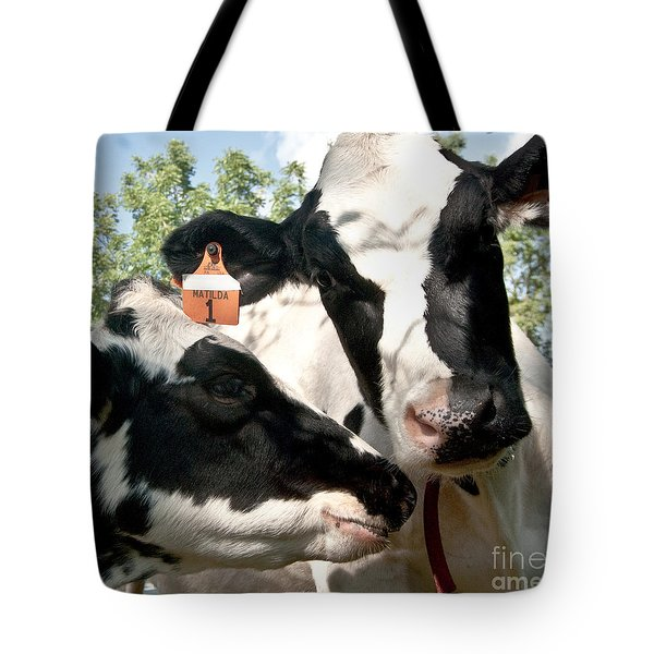 Zoey And Matilda Tote Bag
