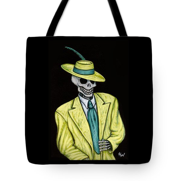 Zoot Of The Living Dead Tote Bag