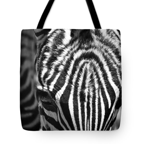 Tote Bag featuring the photograph Zori  by Juls Adams