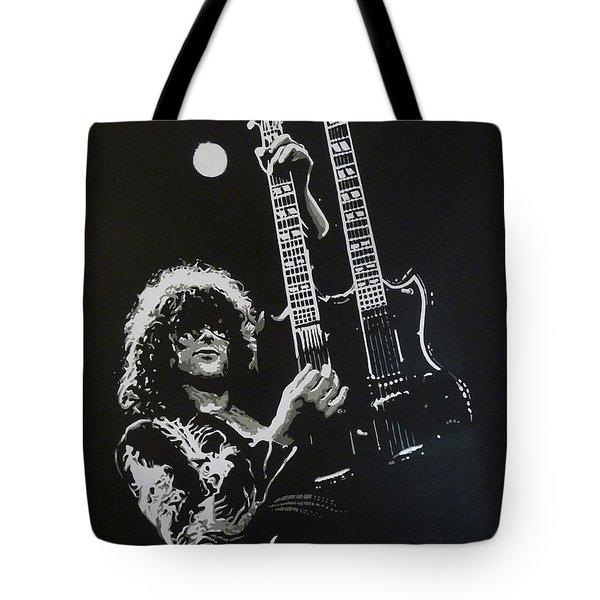 Zoso Tote Bag