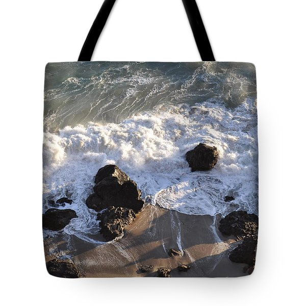 Zuma Beach Tote Bag