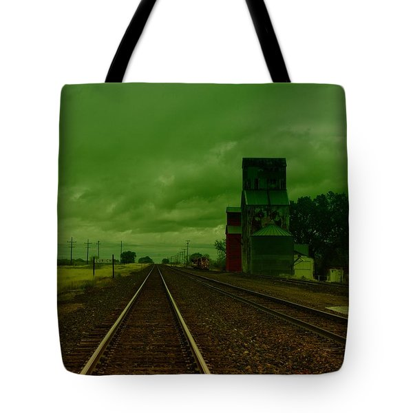 Zurich Montana Tote Bag by Jeff Swan