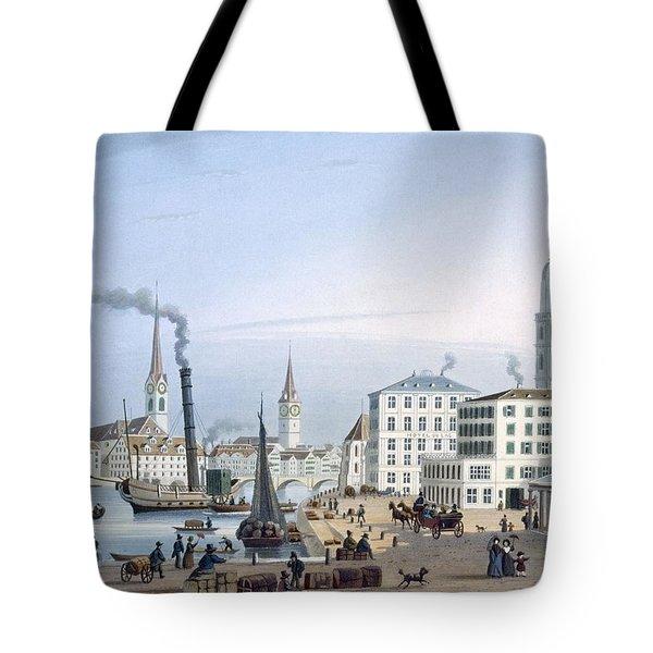 Zurich Tote Bag by Swiss School