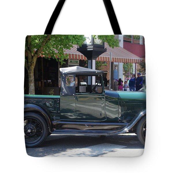 29 Ford Pickup Tote Bag
