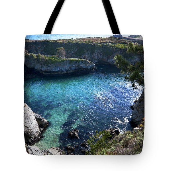 China Cove Tote Bag by Mike Herdering