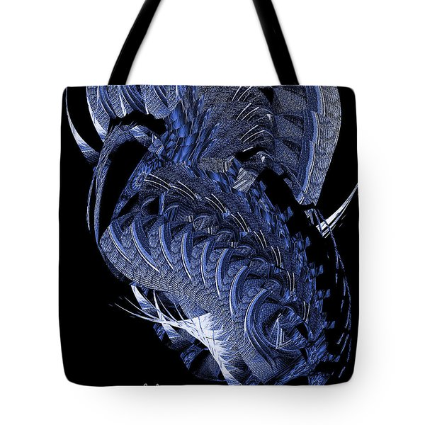 Cryptic Triptych II Tote Bag