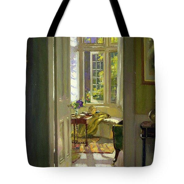 Interior Morning  Tote Bag by Patrick Williams Adam