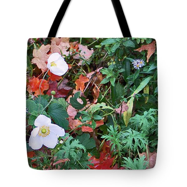 Lush Ground Cover Tote Bag by Joan Hartenstein