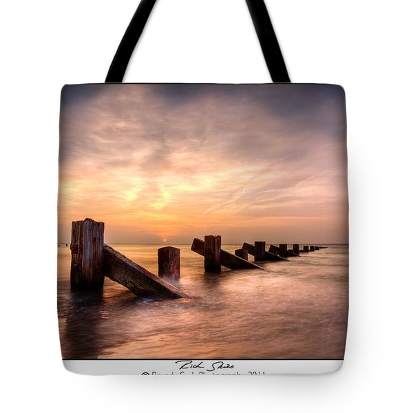 Rich Skies - Abermaw Tote Bag