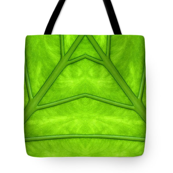 Tote Bag featuring the photograph  Street In Leaf by Odon Czintos
