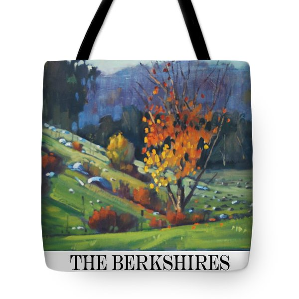 The Berkshires Tote Bag