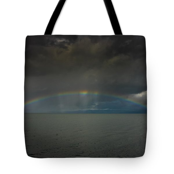 Tote Bag featuring the photograph  The Promise by Mitch Shindelbower