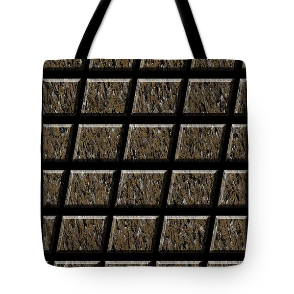 0577 Abstract Thought Tote Bag by Chowdary V Arikatla