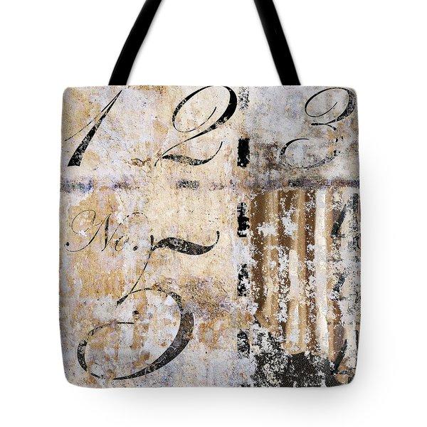1235 Hidden 4 Tote Bag by Carol Leigh