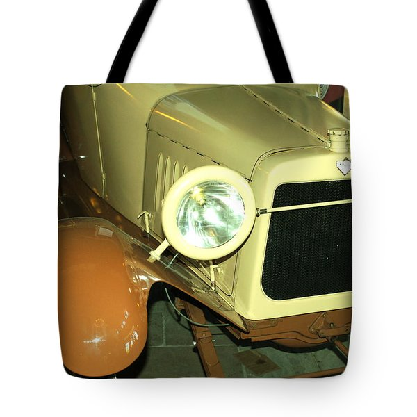 1916 Saxon Tote Bag