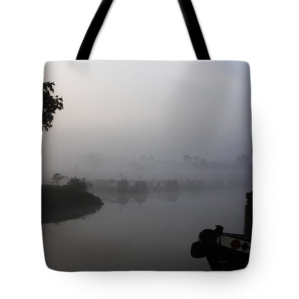 A Nice Place Tote Bag by Linsey Williams