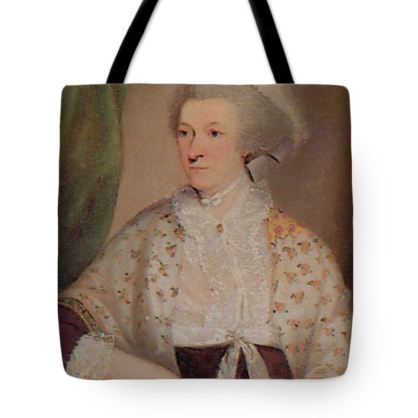 Abigail Adams Tote Bag by Photo Researchers
