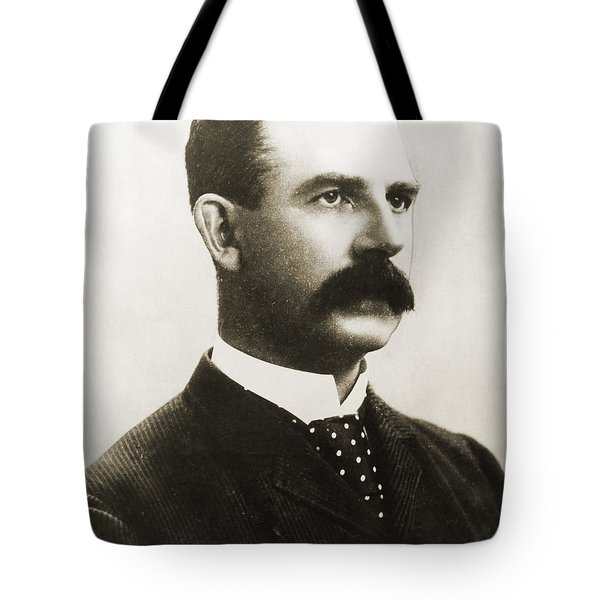 Albert Goodwill Spalding Tote Bag by Granger