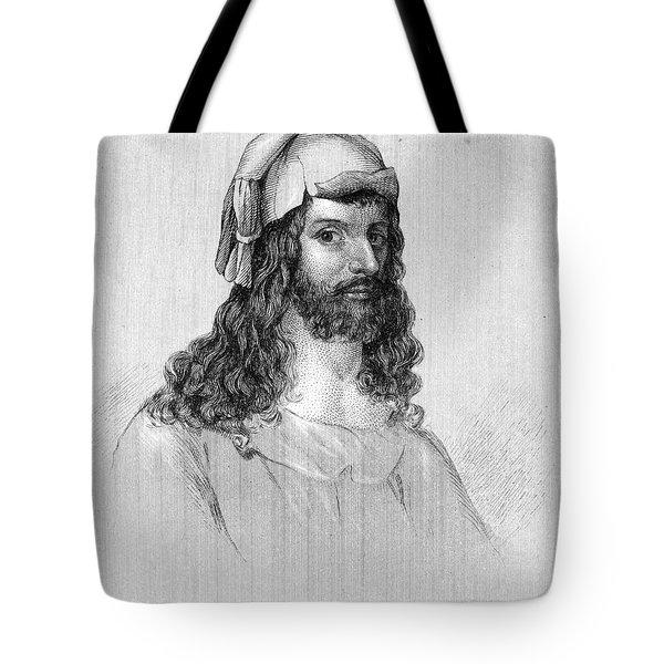 Albrecht D�rer (1471-1528) Tote Bag by Granger