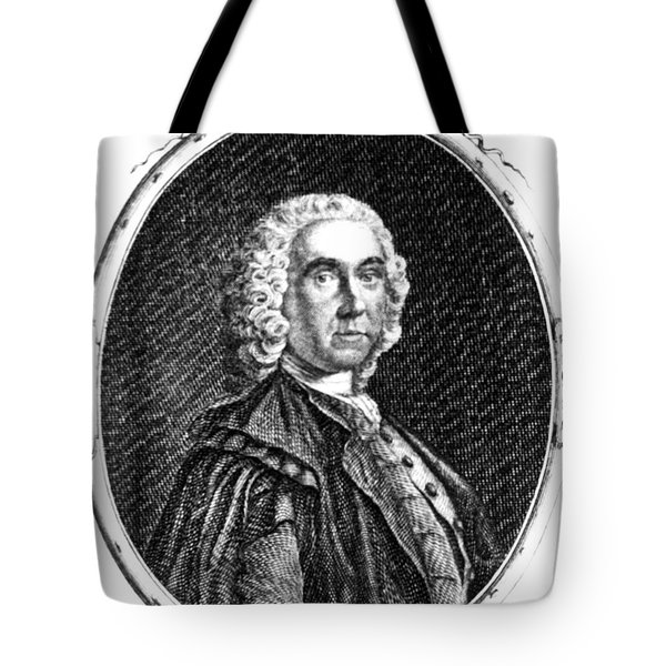 Alexander Monro, Primus, Scottish Tote Bag by Science Source