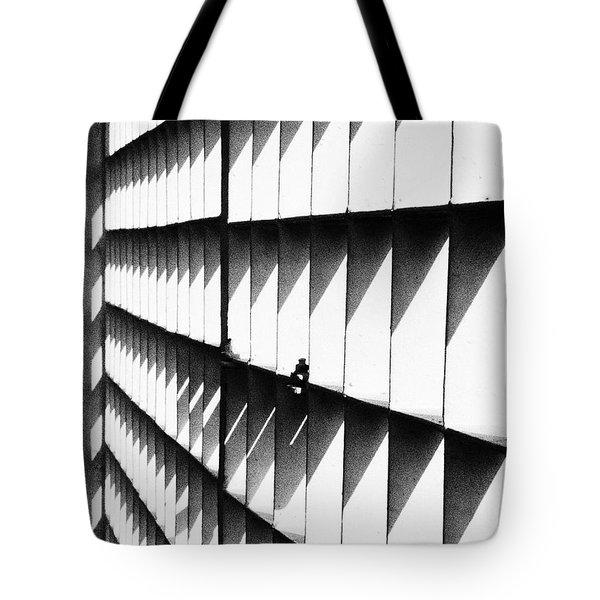 Allegro Tote Bag by Skip Hunt