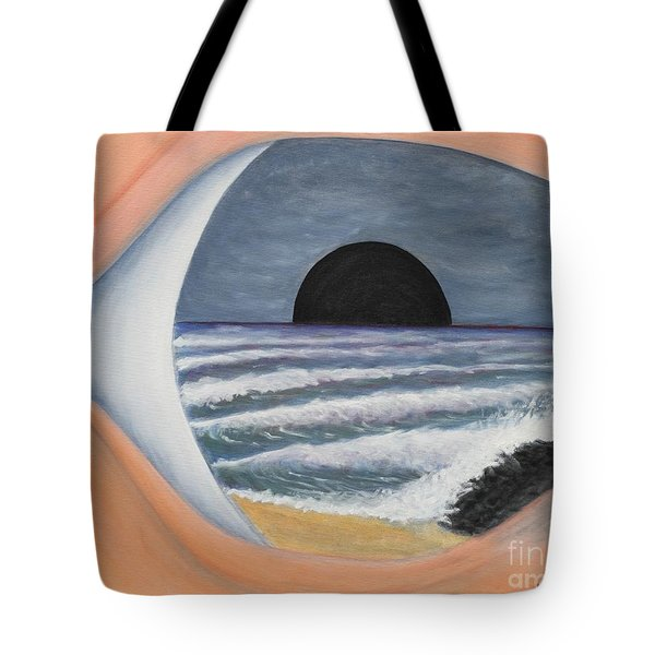 Alone Tote Bag by Vonda Lawson-Rosa