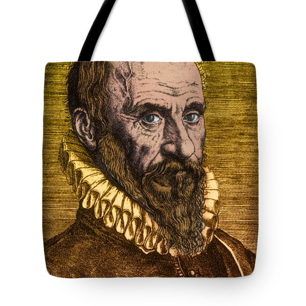 Ambroise Par�, French Surgeon Tote Bag by Science Source