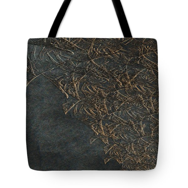 Ancient Fossils Tote Bag by Christopher Gaston