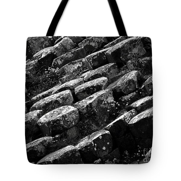 Another View Of The Giants Causeway Tote Bag