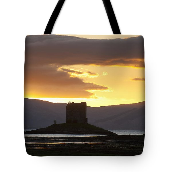 Appin, Argyll & Bute, Scotland Tote Bag by Axiom Photographic