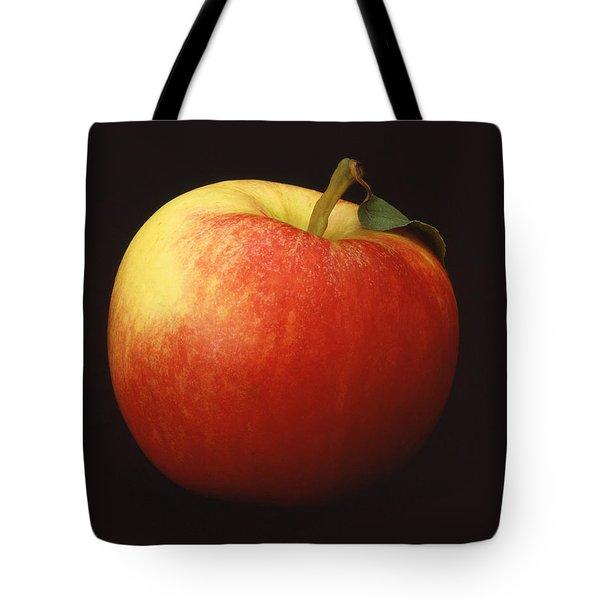 Apple Tote Bag by Mark Greenberg