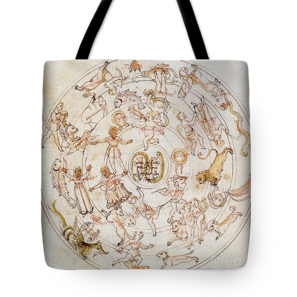 Aratuss Constellations Tote Bag by Science Source