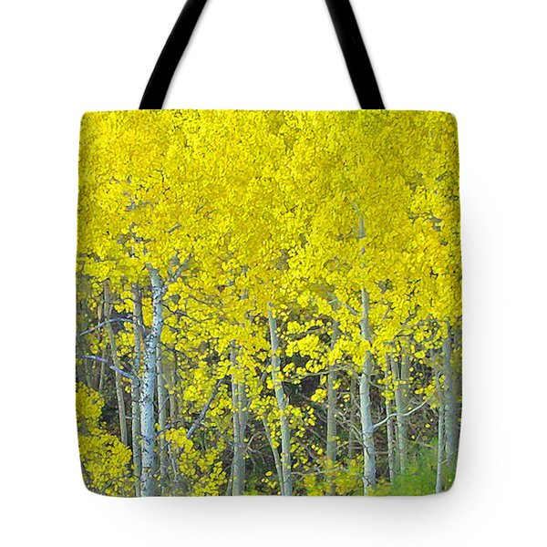 Aspen Power Tote Bag