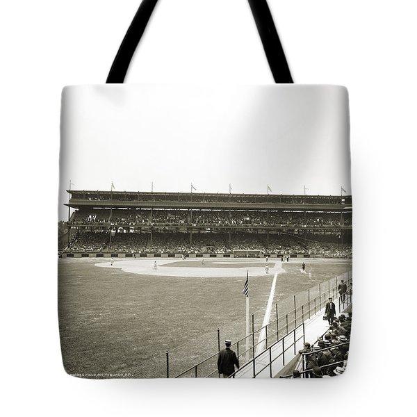 Baseball Game, C1912 Tote Bag by Granger