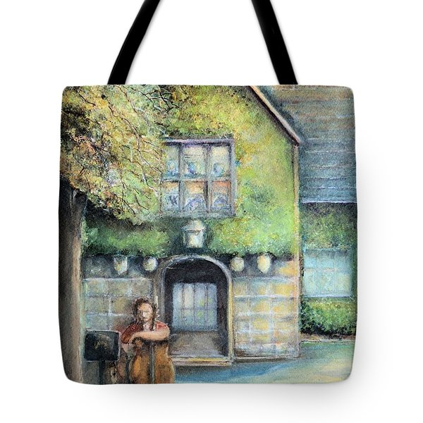 Bass Fiddle At Ford Gala I Tote Bag