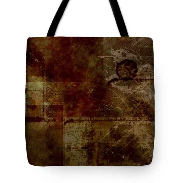 Battlefield Tote Bag by Christopher Gaston