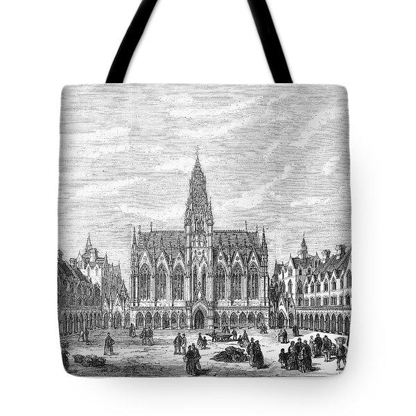 Bethnal Green Market, 1869 Tote Bag by Granger
