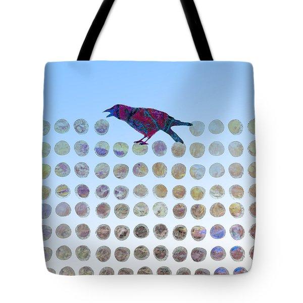 Bird Tote Bag by Ann Powell