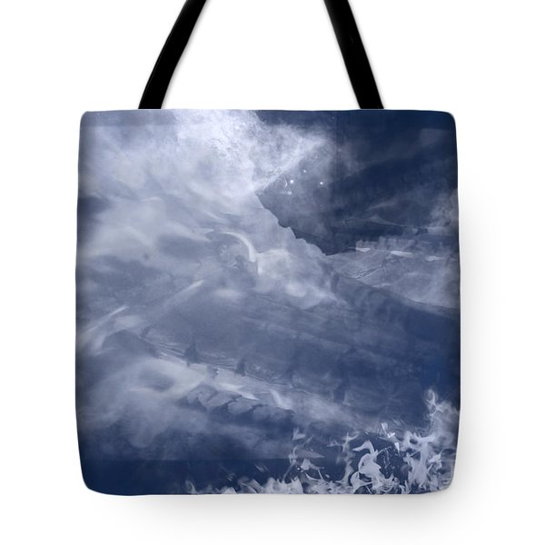 Birth Of A Dream Tote Bag by Christopher Gaston