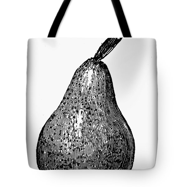 Botany: Pear Tote Bag by Granger