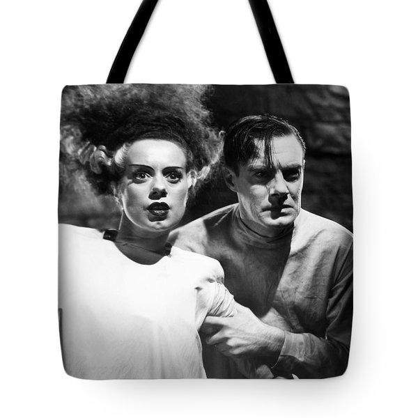 Bride Of Frankenstein, 1935 Tote Bag by Granger