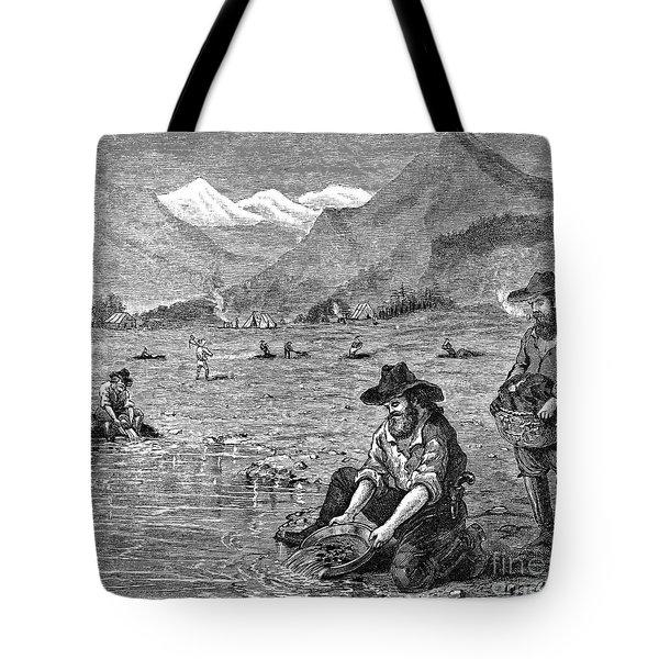 California Gold Rush Tote Bag by Granger